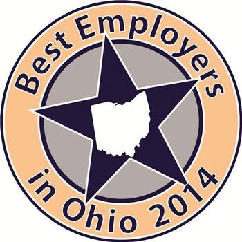 Best Employers Ohio Logo