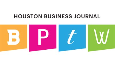 Houston Business Journal Best Places to Work Logo